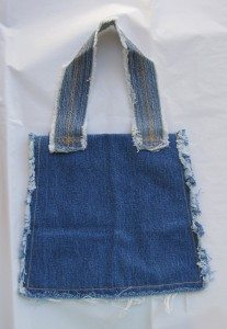 denim bag back