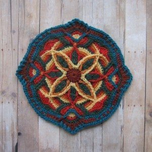 example of overlay crochet