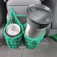 backseat cupholder