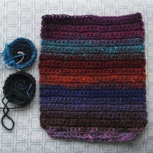 pencil pouch, preassembly